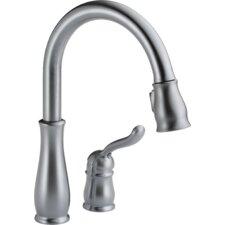 Leland Single Handle Centerset Kitchen Faucet