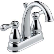 Leland Two Handle Centerset Lavatory Faucet with Pop-Up Drain
