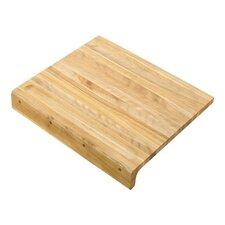 """Universal Hardwood 18"""" x 16"""" Countertop Cutting Board"""