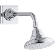 Pinstripe 2.5 GPM Single-Function Wall-Mount Shower Head Katalyst Air-Induction Spray