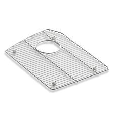 Stainless Steel Sink Rack for Left-Hand Bowl Of Tanager Kitchen Sink