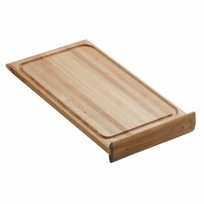 "Universal Hardwood 22-3/4"" x 12"" Countertop Cutting Board"