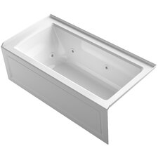 "Archer 60"" x 30"" Alcove Whirlpool with Right Hand Drain"