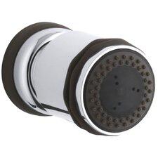 Mastershower Round Ultra Low-Flow 2-Way Adjustable Bodyspray