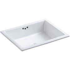 """Kathryn 19-3/4"""" x 15-5/8"""" x 6-1/4"""" Undermount Bathroom Sink"""