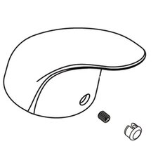 Commercial Lever Handle Kit for 8413, 8414, 8417 Series