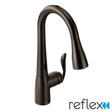 Arbor Single Handle Single Hole Pulldown Kitchen Faucet