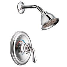 Monticello Dual Control Shower Faucet Trim with Lever Handle