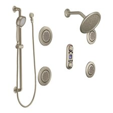 Iodigital Complete Shower System with Knob Handle
