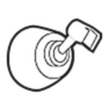 Commercial Hand Shower Wall Bracket Kit