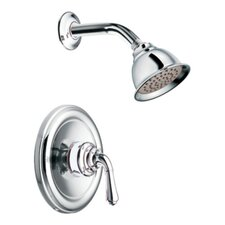 Monticello Inspiratoins Thermostatic Shower Faucet Trim with Lever Handle