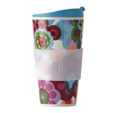 Gala 16oz Porcelain Traveler Mug