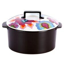 Gala Super Cooker 1.9-qt. Ceramic Round Dutch Oven