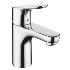 Focus Single Handle Single Hole Standard Bathroom Faucet