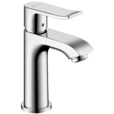 Metris Single Handle Single Hole Standard Bathroom Faucet