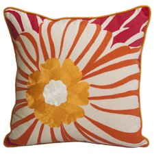 Gloria Cotton Throw Pillow