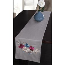 Navio Hand Embroidered Table Runner