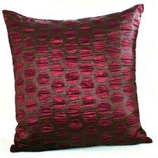 Spots Cotton Throw Pillow