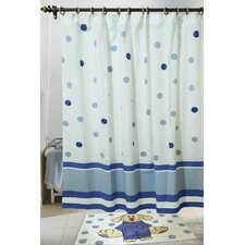 Cotton Elsie Shower Curtain