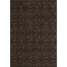 Ensemble Black Area Rug