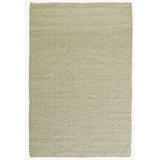Knit Natural/Off White Berber Rug