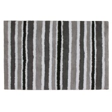 Avenue Striped Bath Mat