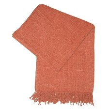 Grace Chenille Throw Blanket