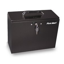 Steel Key Lock Commercial File Box
