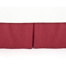 Interlaken Matelasse Bed Skirt