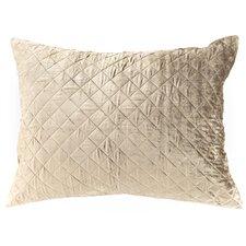Diamond Continental Velvet Euro Pillow