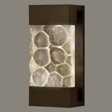 Crystal Bakehouse 2 Light Sconce