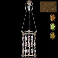 Encased Gems 6 Light Foyer Pendant