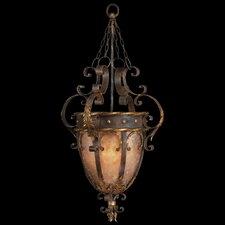 Castile 3 Light Foyer Pendant
