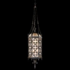 Costa Del Sol 6 Light Outdoor Hanging Lantern