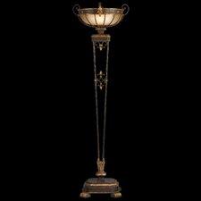 Castile 1 Light Torchiere Floor Lamp