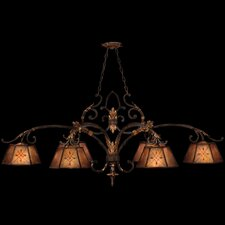 Villa 1919 6 Light Kitchen Island Pendant