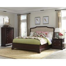 Newport Panel Customizable Bedroom Set