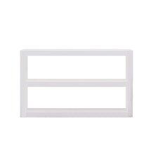 "Denso Composition 2010-008 35"" Standard Bookcase"