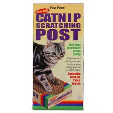 Catnip Scratching Post
