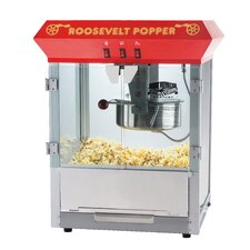 8 Oz. Roosevelt Antique Popcorn Machine