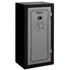 Back-Lit Electronic Lock Gun Safe