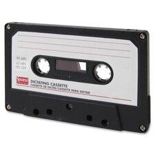 Dictation Cassette, Standard, 90 Minute