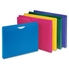 Poly File Folder (10 Pack)
