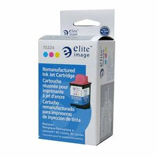 Inkjet Cartridge, 275 Page Yield, Tri-color Ink