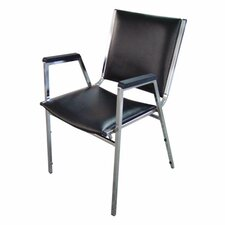Lorell Stacking Chair (Set of 4)