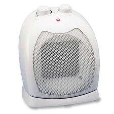 1,000 Watt Ceramic Compact Electric Space Heater