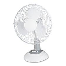 "13.9"" Oscillating Table Fan"