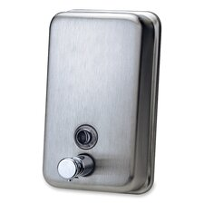 Stainless Steel Soap Dispenser, Stainless steel
