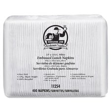 Lunch Napkins (400 Pack)