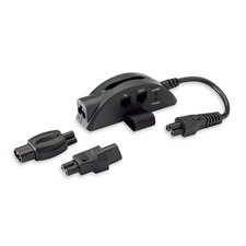 Notebook Surge Protector, Black